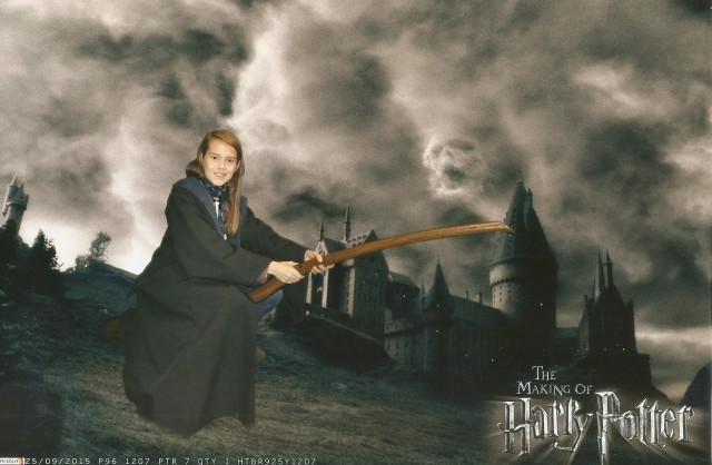 The making of Harry Potter - studio tour - Nikki Young Writes