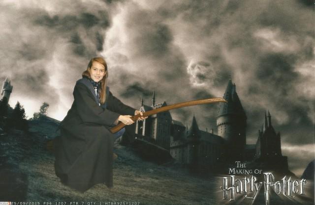 The making of Harry Potter - studio tour - Nikki Young Writes
