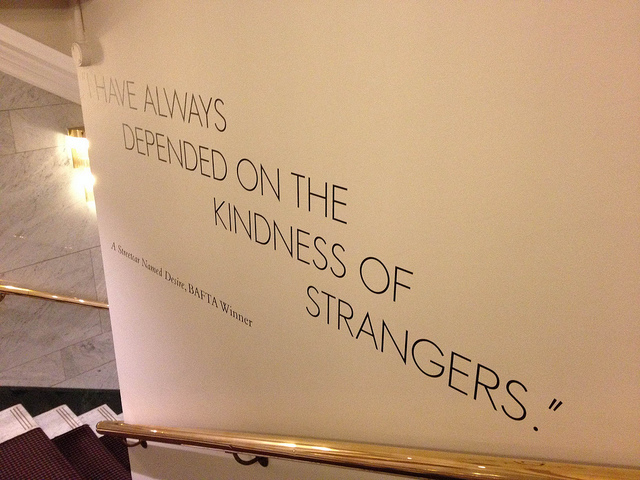 The Kindness of Strangers - Nikki Young Writes