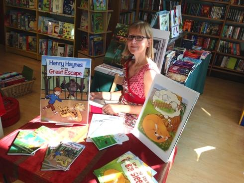Karen Inglis author interview - Nikki Young Writes
