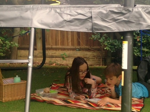 Outdoor garden fun - Nikki Young Writes