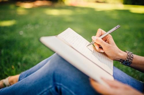 Writing a book - Nikki Young Writes